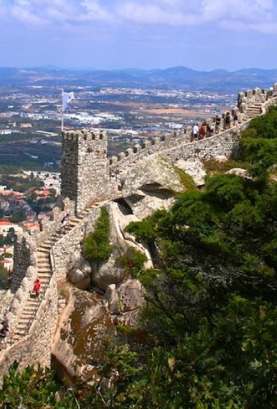 The Castle of the Moors (Castelo dos Mouros)