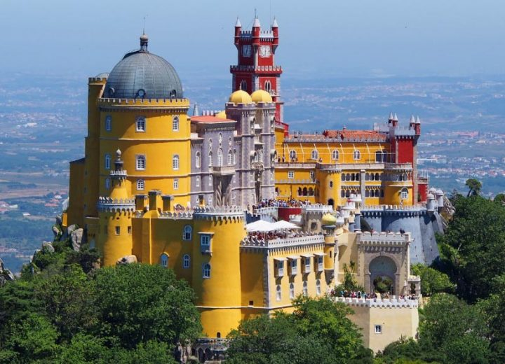 Pena Palace and Park