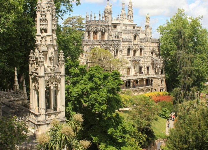 Quinta da Regaleira, the mystical place of masonry, art and master landscaping